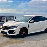 Testimonial from Ed Somers, why XPEL was his choice to protect his 2018 Honda Civic Type R