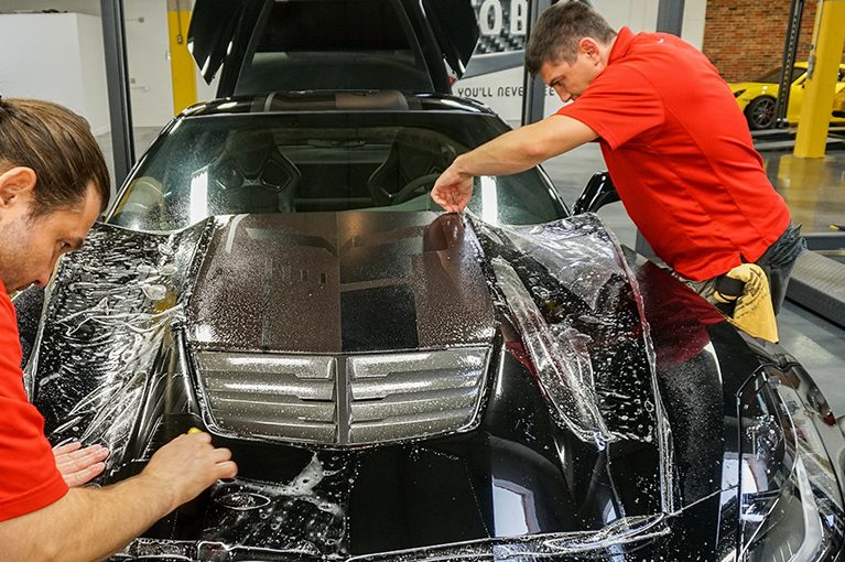 Become a dealer or professional installer of XPEL Paint Protection Film and Window Tint